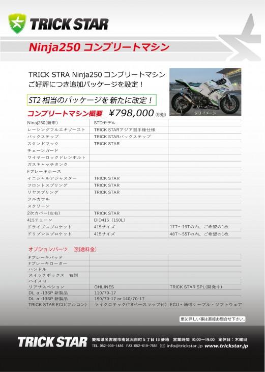 Ninja250_SPコンプリート