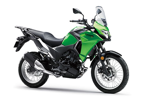VERSYS-X ABS グリーン