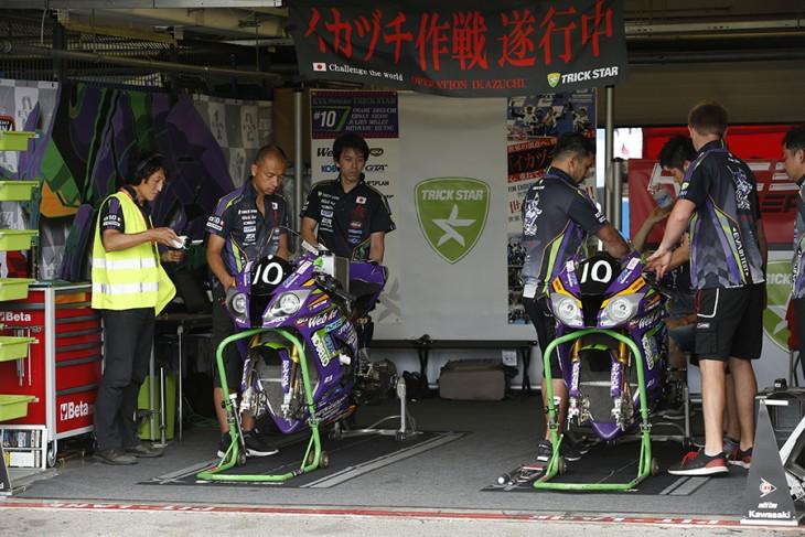 Ewc , 8h, SlovakiaRing, 2017 ,  Team , Honda, Racing