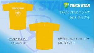 Tシャツ ST-002-デイジー