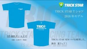 Tシャツ ST-003-ターコイズ