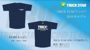 Tシャツ ST-003-ネイビー