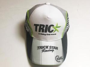 TRICK STAR EWCキャップ 前