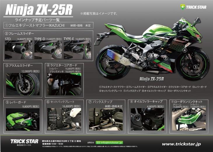 ZX-25R開発予定パーツ一覧_修正営業用