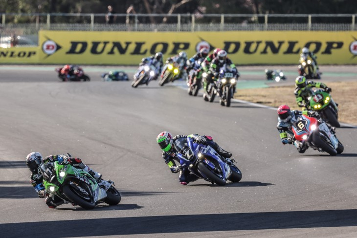 Ewc_12_H_Estoril_2021_Webike SRC Kawasaki France Trickstar, Erwan Nigon, Jeremy Guarnoni, David Checa, Kawasaki ZX10R, Formula EWC